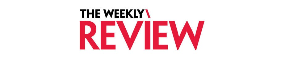 The Weekly Review logo