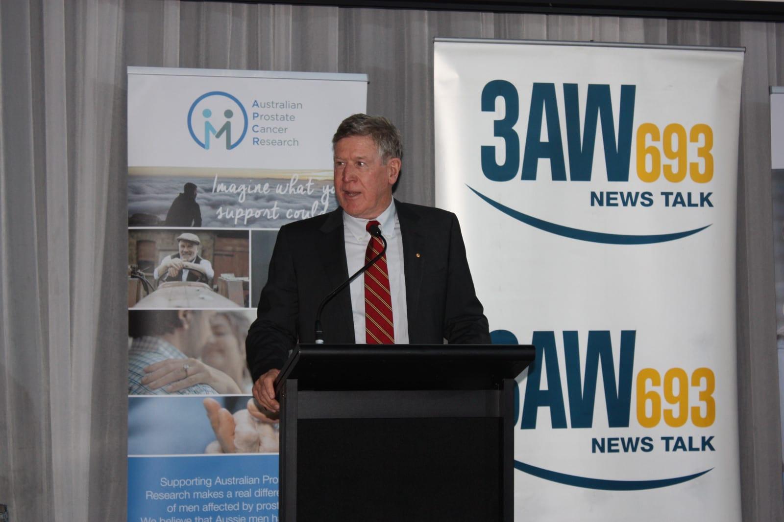 Professor Tony Costello on the Australian Prostate Cancer Research